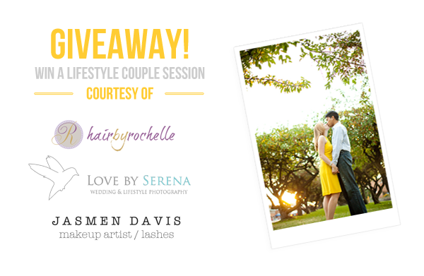 Lifestyle Couple Session Giveaway! - Charm City Wed
