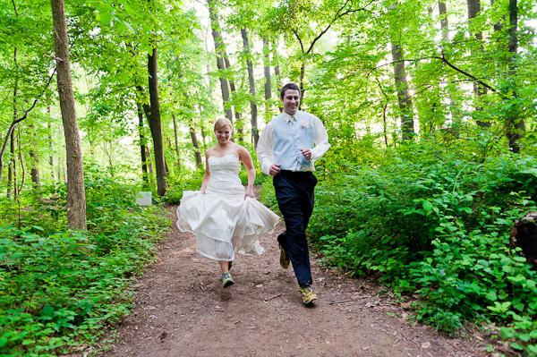 Irvine Nature Center Wedding By Mick Lerlop Charm City Wed