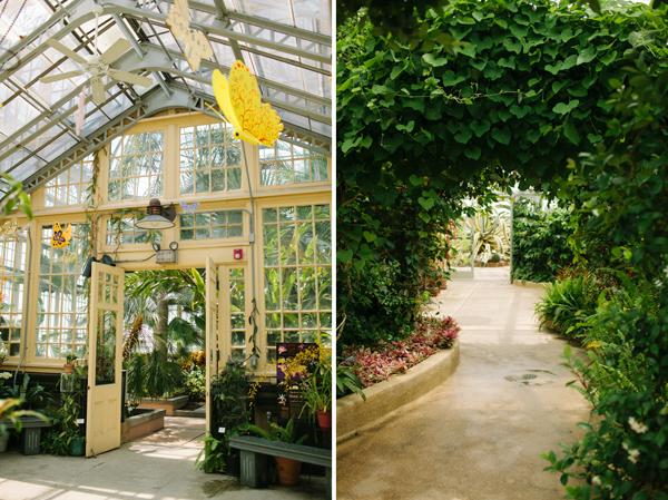 Venue Profile Rawlings Conservatory Botanic Gardens
