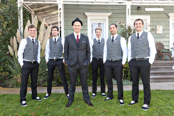 Inspiration Groomsmen Attire Charm City Wed