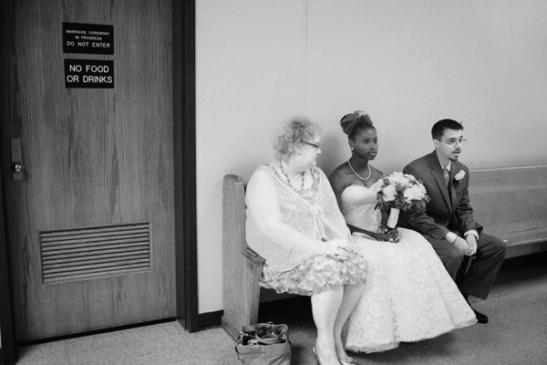 What to expect when getting married at the courthouse