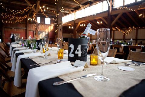 Baltimore Ravens & Purple Wedding Details by tPoz Photography