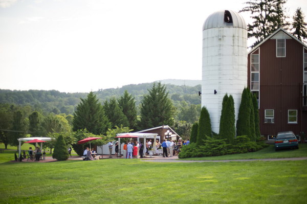 Ostertag Vistas Wedding by Heather Bee Photography