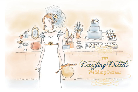 Giveaway: The Dazzling Details Wedding Bazaar