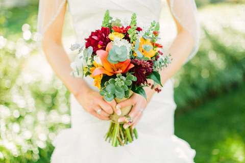 Planning 101: 5 Simple Ways to a Green Wedding