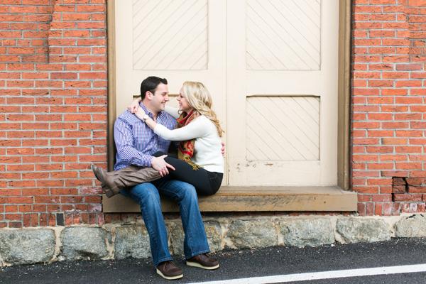 Ellicott City Engagement by tPoz Photography
