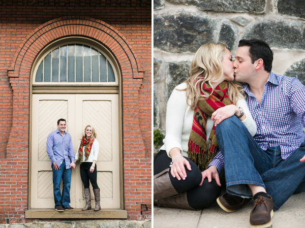 Ellicott City Engagement by tPoz Photography