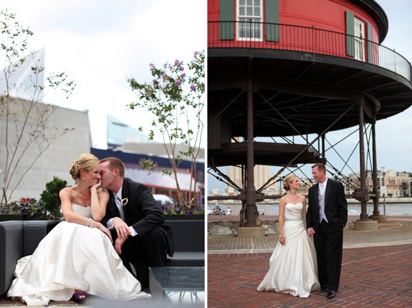 Pier V Hotel Wedding by Megan Beth