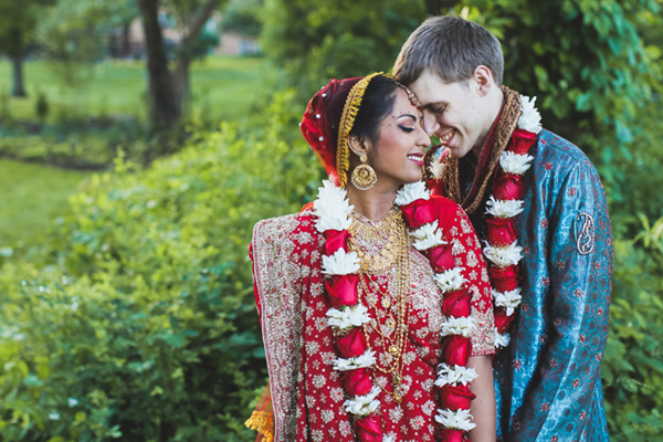 Sheraton Columbia Indian Wedding by Birds of a Feather