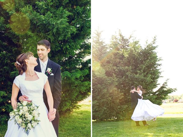 Walker's Overlook Wedding by Priscilla Thomas Photography