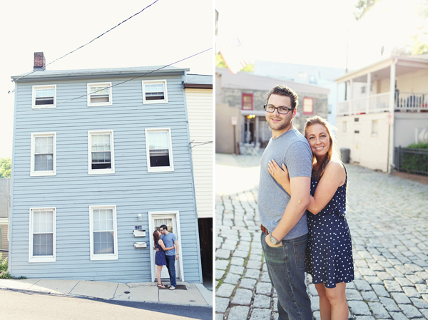 Ellicott City Engagement by Misa Me Photography
