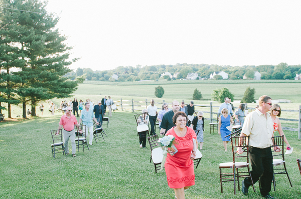 Merry Acres Farm Wedding by Fogarty Photography