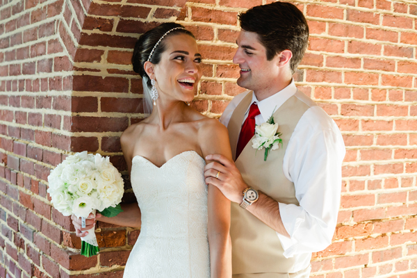 Carroll County Farm Museum Wedding by Beth T. Photography