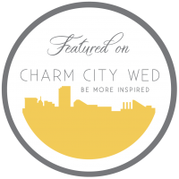 As Featured On Charm City Wed