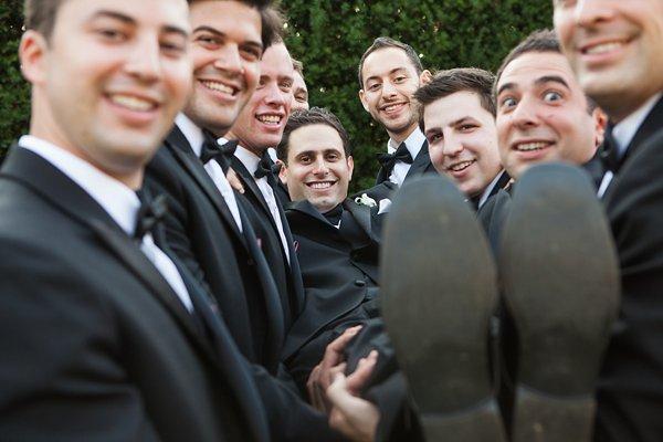 Suburban Club Maryland groomsmen