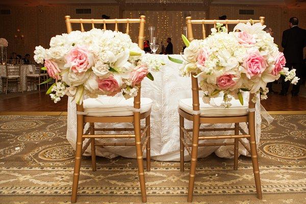 Suburban Club Wedding Reception