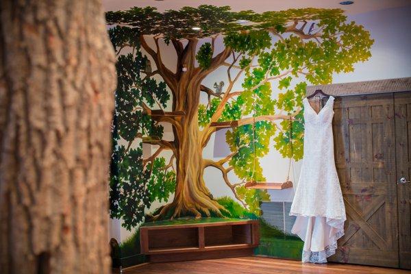 wedding dress - thorpewood wedding