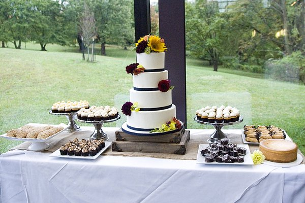 Wedding at Cylburn Arboretum