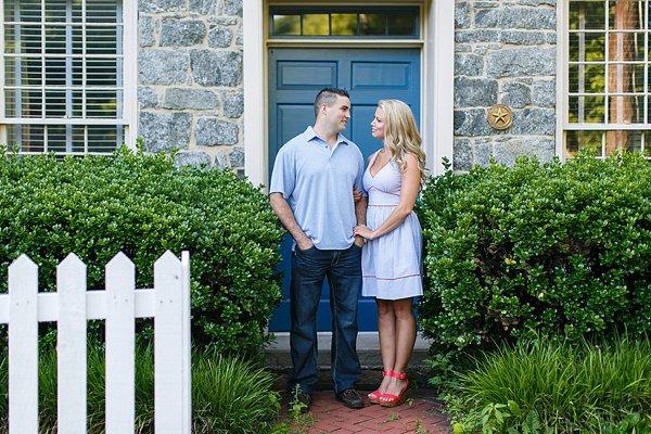 Ellicott City Engagement Photos  ||  Katie Nesbitt Photography  ||  Charm City Wed  || www.charmcitywed.com