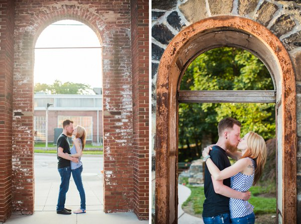 graffiti alley engagement photos from photography by brea