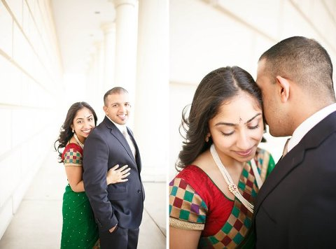 Indian Engagement Photos  ||  V.A. Photography  ||  Charm City Wed  ||   www.charmcitywed.com
