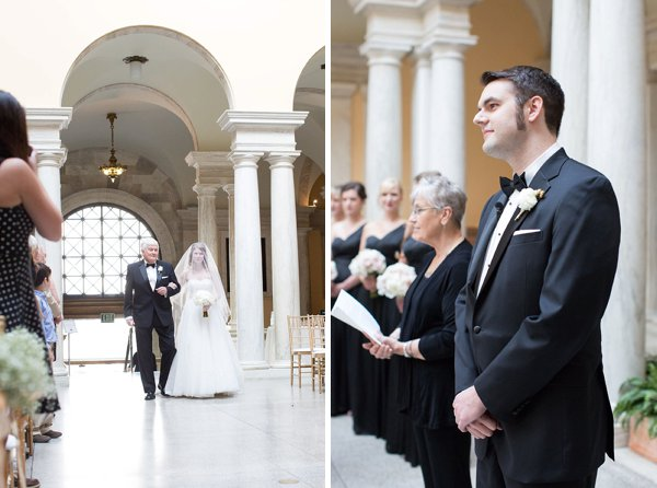 Walters Art Museum Wedding  ||  Laura's Focus Photography  || Charm City Wed  ||  www.charmcitywed.com