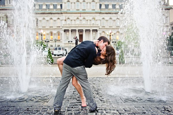 Baltimore City Hall Engagement Photos  ||  Annabelle Dando  ||  Charm City Wed  ||   www.charmcitywed.com