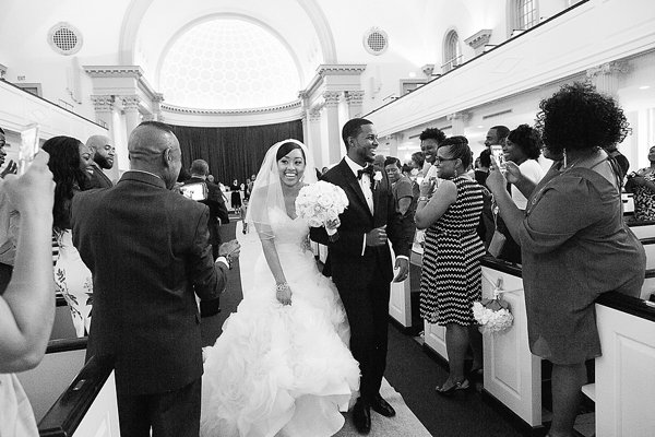 Samuel Riggs Alumni Center Wedding  ||  Anny Photography  || Charm City Wed  ||  www.charmcitywed.com