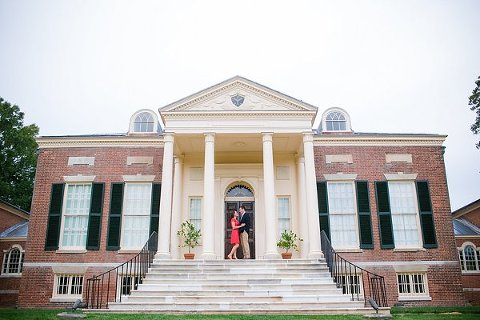 Johns Hopkins Engagement Session  ||  Dana Cubbage Weddings  ||  www.charmcitywed.com