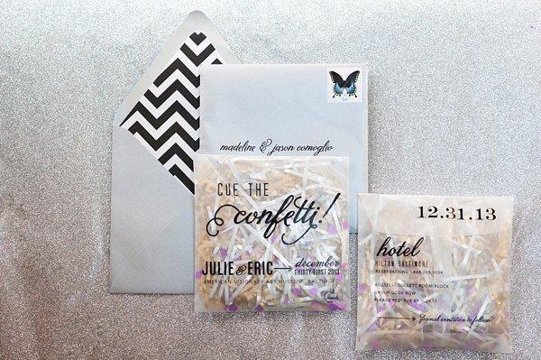 New Years Eve Wedding Photos  ||  Elle Ellinghaus Designs  ||  Charm City Wed  ||  www.charmcitywed.com