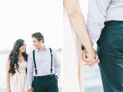 Romantic Engagement Session in Baltimore  ||  Elizabeth Fogarty  ||  Charm City Wed  ||   www.charmcitywed.com