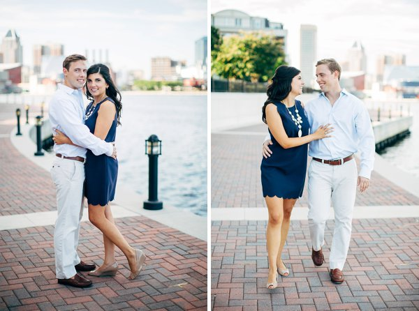 Baltimore Styled Engagement Session  ||   Dani Leigh Photography  ||  Charm City Wed  ||   www.charmcitywed.com