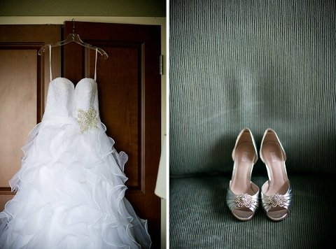 Christmas Inspired Wedding at Turf Valley - Vanlandingham Design Studio  ||  Maria Linz Photography  ||  Charm City Wed  ||   www.charmcitywed.com