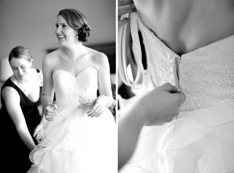 Christmas Wedding at Turf Valley - Vanlandingham Design Studio  ||  Maria Linz Photography  ||  Charm City Wed  ||   www.charmcitywed.com