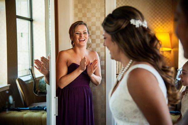 Baltimore Hotel Monaco Wedding  ||  Robin Shotola Photography  ||  Charm City Wed  ||  www.charmcitywed.com