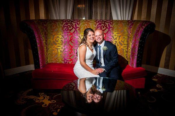 Hotel Monaco Baltimore Wedding  ||  Robin Shotola Photography  ||  Charm City Wed  ||  www.charmcitywed.com
