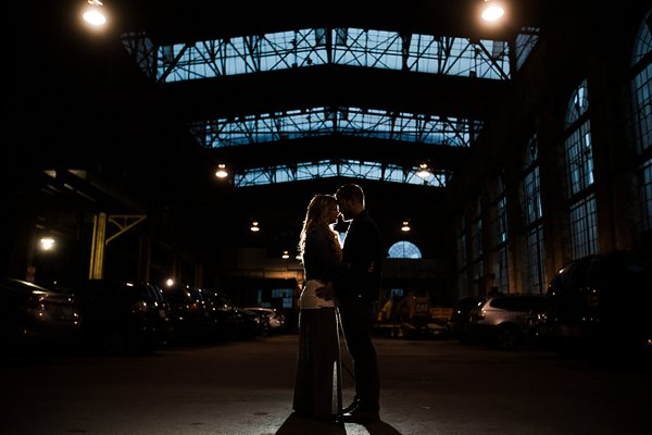 clipper mill engagement photos from photography by