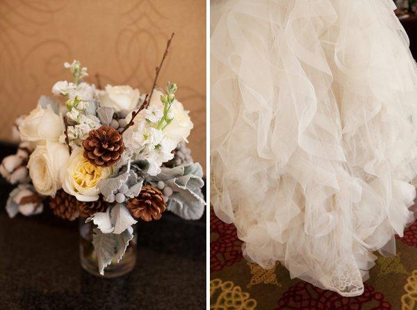 Elegant Winter Wedding at Hotel Monaco Baltimore || Richard and Tara Photography || Charm City Wed || www.charmcitywed.com