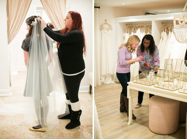 Garnish Boutique Styling Event with Amie Decker Beauty  ||  tPoz Photography  ||  Charm City Wed  ||  www.charmcitywed.com