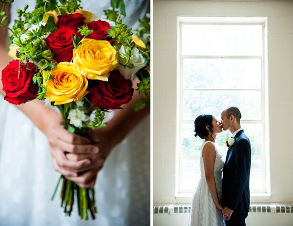 Picnic-style Korean Wedding in Baltimore  ||  Robin Shotola Photography  ||  Charm City Wed  ||   www.charmcitywed.com
