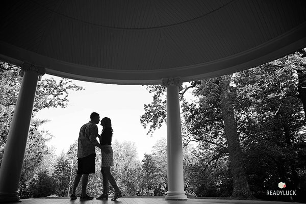 Liriodendron Mansion Engagement Photos  ||  Eddie Winter for Readyluck  ||  Charm City Wed  ||  www.charmcitywed.com