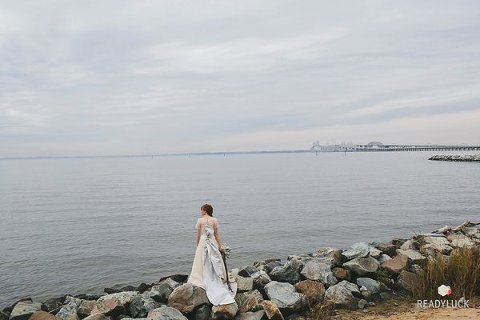 Seaside Styled Shoot - Chesapeake Bay Beach Club Wedding  ||  Readyluck  ||  Intrigue  ||  Charm City Wed  ||  www.charmcitywed.com