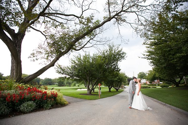 Country Club Of Maryland Wedding By Carly Fuller