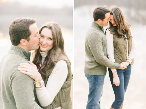 Seneca Creek State Park Engagement Session  ||   Elizabeth Fogarty Photography  ||  Charm City Wed  ||  www.charmcitywed.com