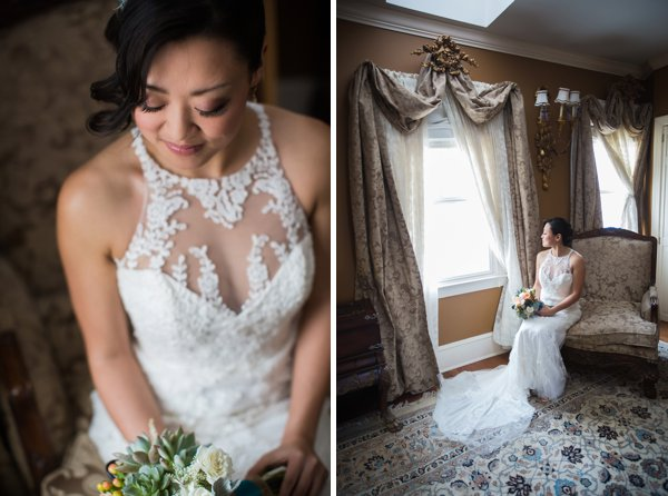 1840's Ballroom Wedding  ||   Photography by Brea   ||  Charm City Wed  ||  www.charmcitywed.com