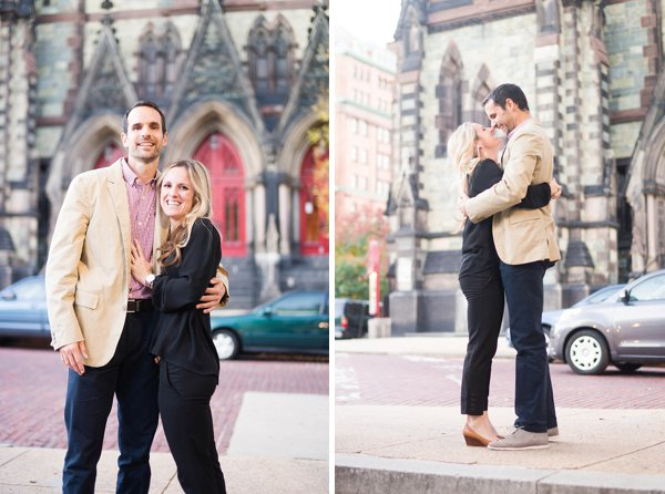 Surprise Engagement Proposal  ||  Brooke Tyson Photography  ||  Charm City Wed  ||   www.charmcitywed.com
