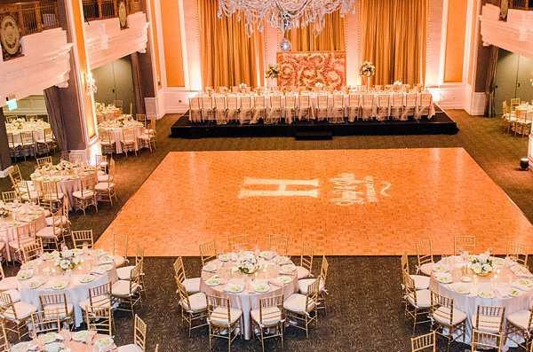 Lord baltimore hotel wedding by brittany defrehn for Lord of baltimore hotel