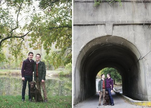 Same-Sex Patapsco Park Engagement Photos  ||   Love Life Images   ||  Charm City Wed  ||  www.charmcitywed.com
