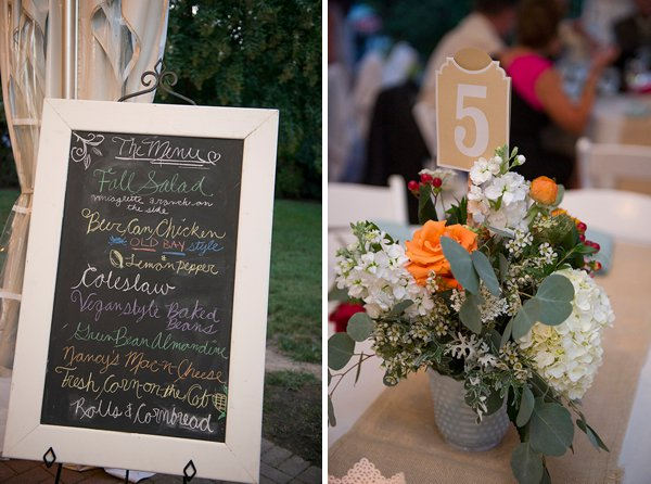 Wedding Reception at Swan Harbor Farm  ||  Kathleen Hertel Photography  ||  Charm City Wed  ||  www.charmcitywed.com