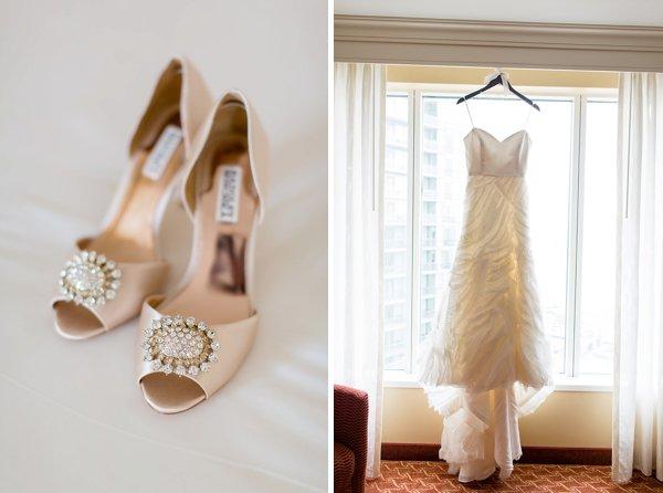 Baltimore Wedding Prep  ||  Dani Leigh Photography  ||   Charm City Wed   ||  www.charmcitywed.com